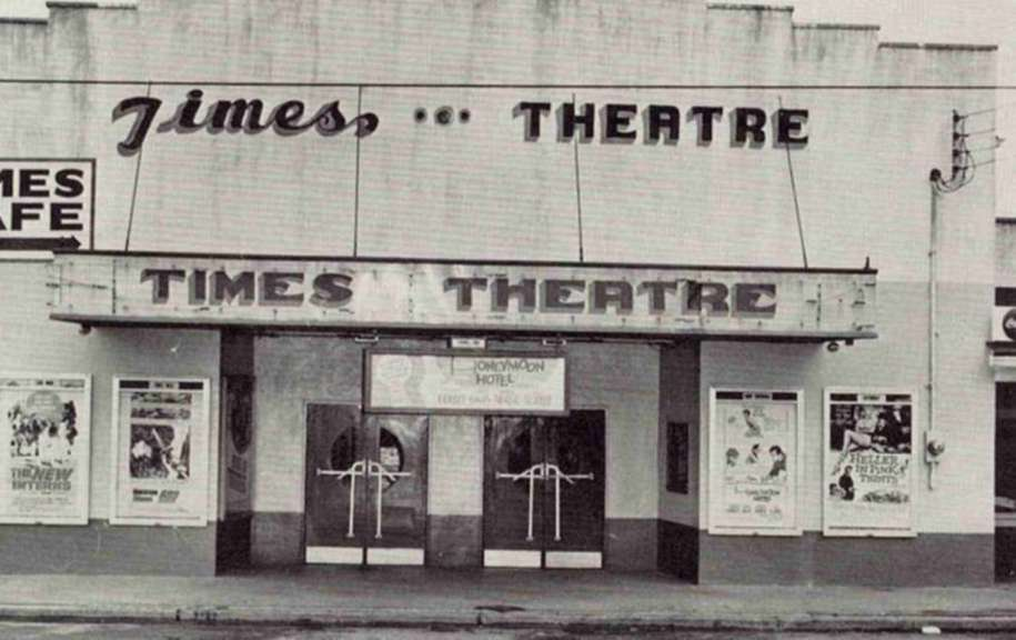 Times Theater in Decaturville